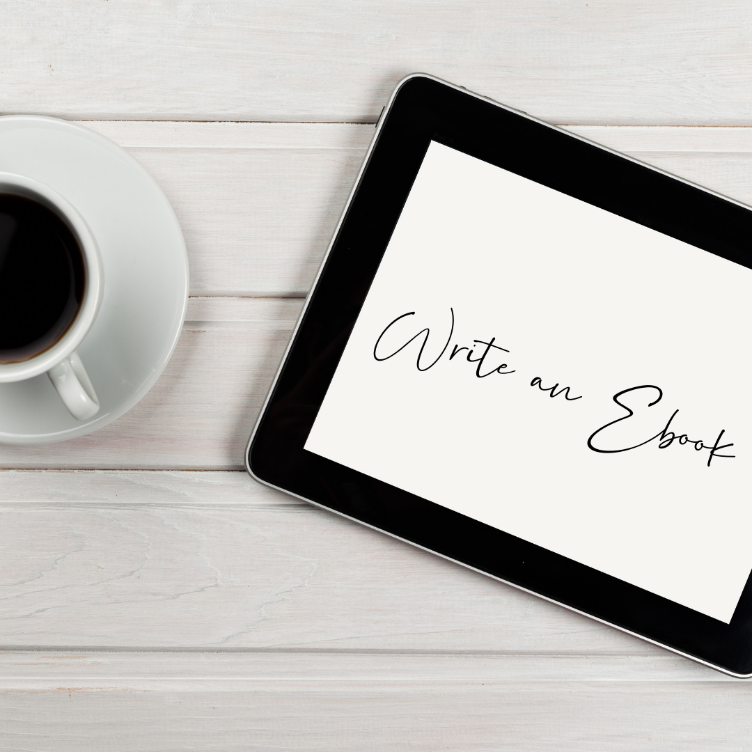write an ebook. Ways to make money as a student
