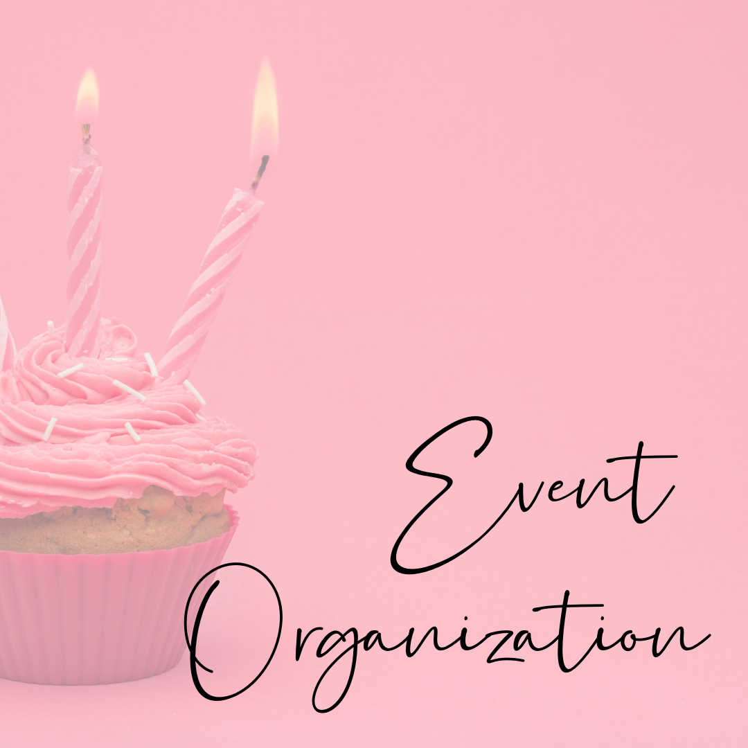 event organization Ways to make money as a student