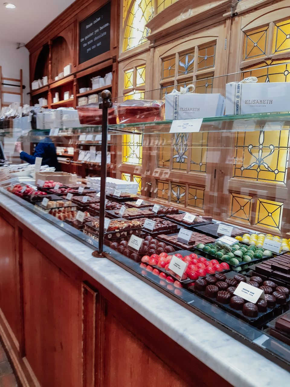 Chocolate Store in Brussels Perfect 2 day Brussels itinerary