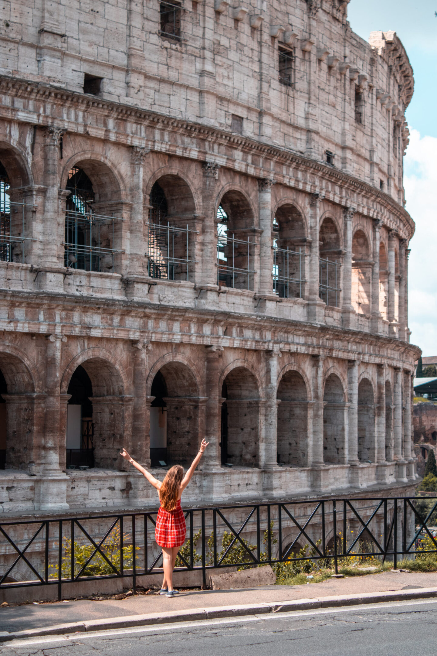 colosseum - rome in 3 days itinerary