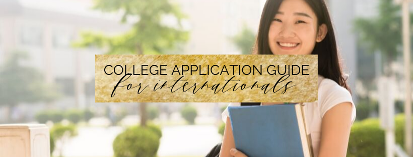 applying to college as an international student cover image