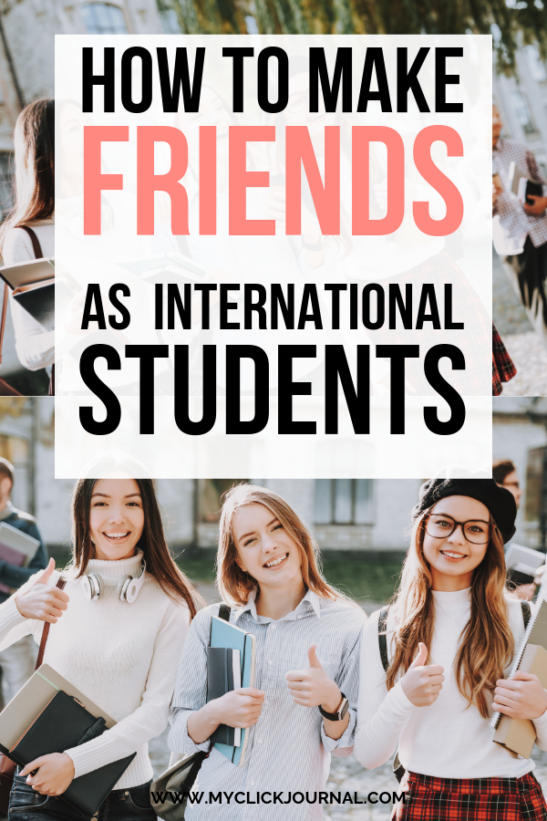 how to make friends abroad