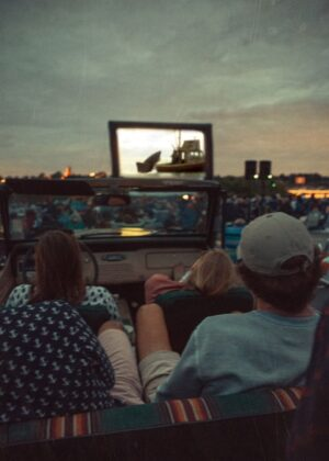 drive in movie bucket list