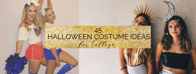 45 Halloween Costume Ideas for College