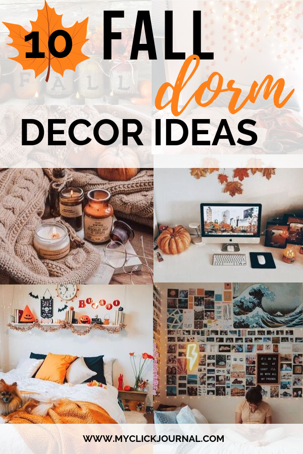 10 fall dorm decor ideas