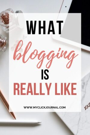 What Blogging is REALLY like   what I learned blogging in 2019   things I've learned in my first 6 months of blogging