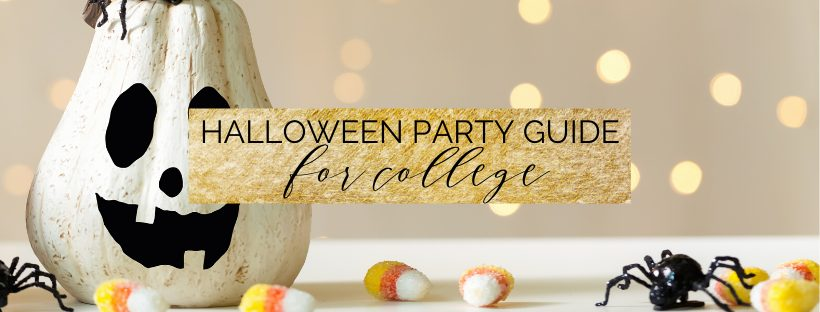 Halloween Party Ideas and Guide for College Students on a Budget