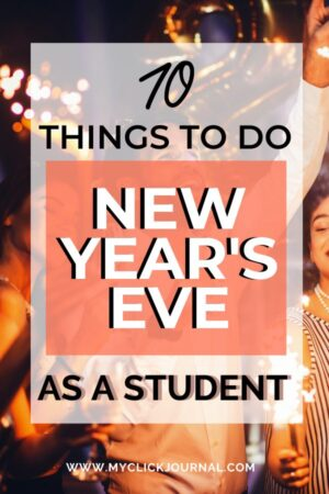 things to do new years eve for college students