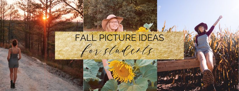 Fall Picture Ideas for Students   myclickjournal