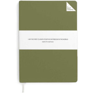 eco-friendly gift ideas - stone paper notebook