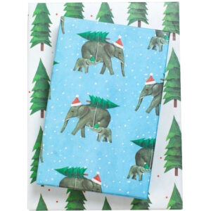 recycled gift paper eco friendly gift ideas