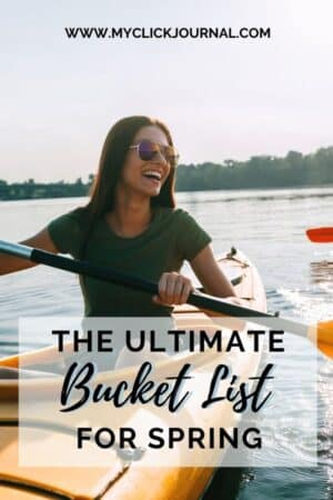 The ultimate spring bucket list for college students | myclickjournal