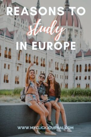 10 Unique Reasons To Study In Europe